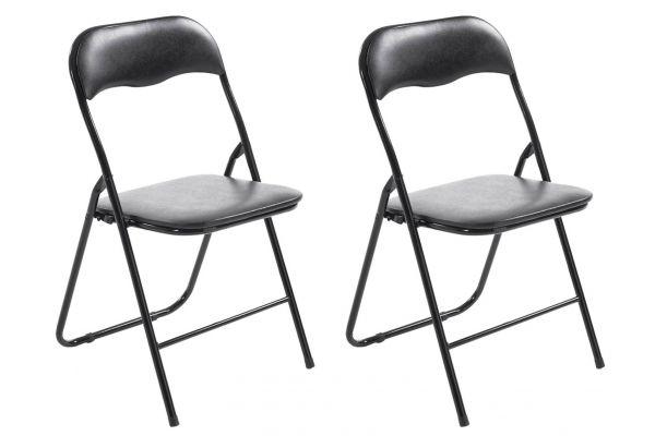 Set van 2 klapstoelen Felix