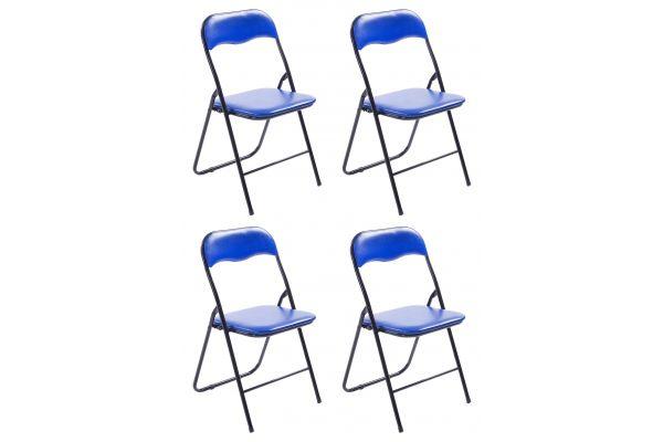 Set van 4 klapstoelen Felix