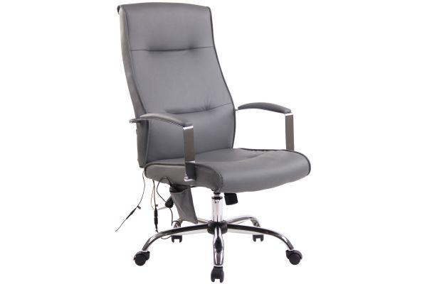 Portland bureaustoel met massagefunctie