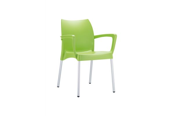 Stuhl Dolce grün